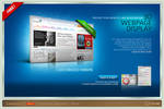 3D Web page Display