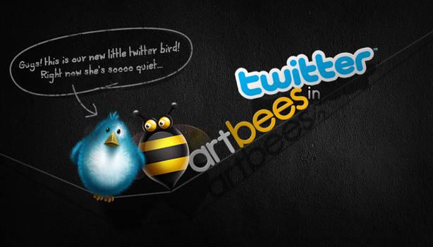 artbees in twitter