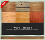 Wood Textures ver 1 by artbees
