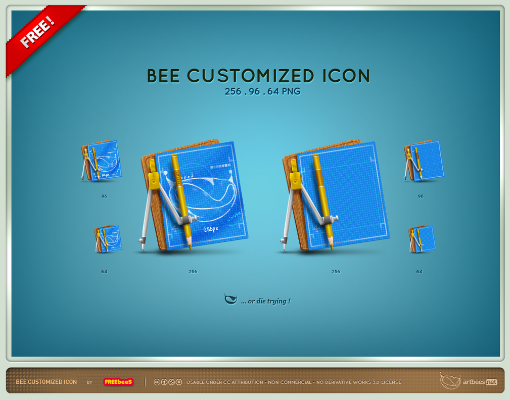 Bee Customized Icon by artbees