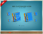 Bee Customized Icon