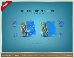 Bee Customized Icon