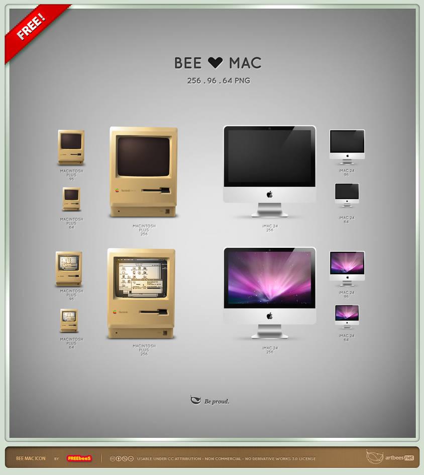 Bee Mac Icon