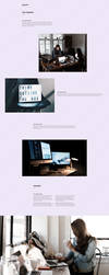 Free Designer Template Webpage by artbees