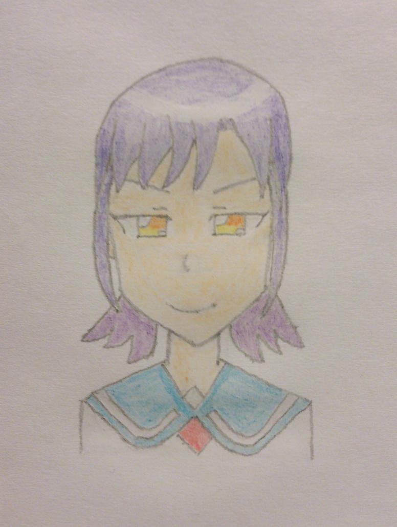 Miyuki Tsumanuma by ryu-tarou