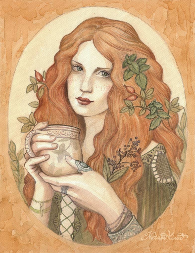 Herbal Tea by UnripeHamadryad