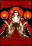 May Queen - Beltane Fire Festival