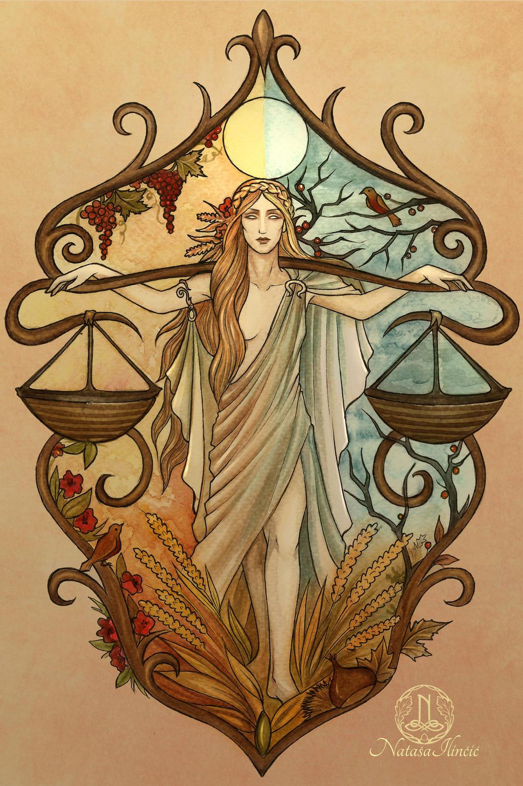 Autumn Equinox - edited by NatasaIlincic