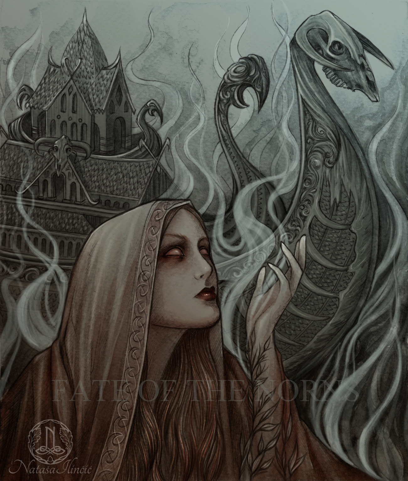 Volva's Vision by NatasaIlincic