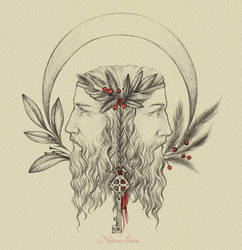 Janus Bifrons by NatasaIlincic