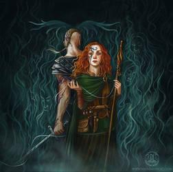 Veins of Magic ~ cover art