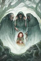 Gretel by NatasaIlincic
