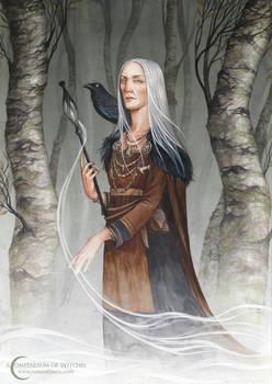 A Compendium of Witches ~ Volva