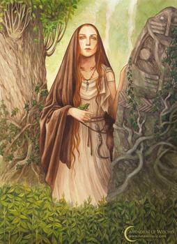 A Compendium of Witches ~ Viduca