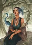 A Compendium of Witches ~ Arthemie
