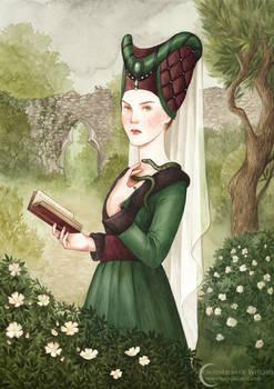 A Compendium of Witches ~ Meraude