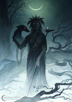 A Compendium of Witches ~ Hecate