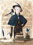 A Compendium Of Witches ~ Magpie