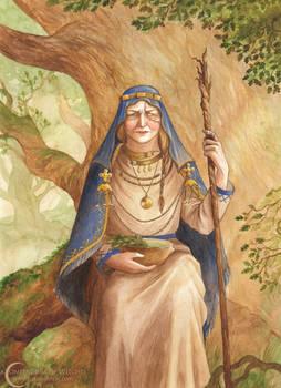 A Compendium Of Witches ~ Ruta