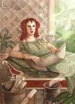 A Compendium of Witches ~ Cornelia