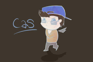 Snapbacks are not cool cas by BasicallyRuuun