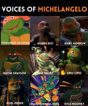Voices of Michelangelo