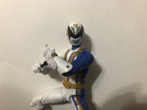 DekaBreak aka SPD Omega Ranger