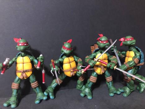 The OG Turtles