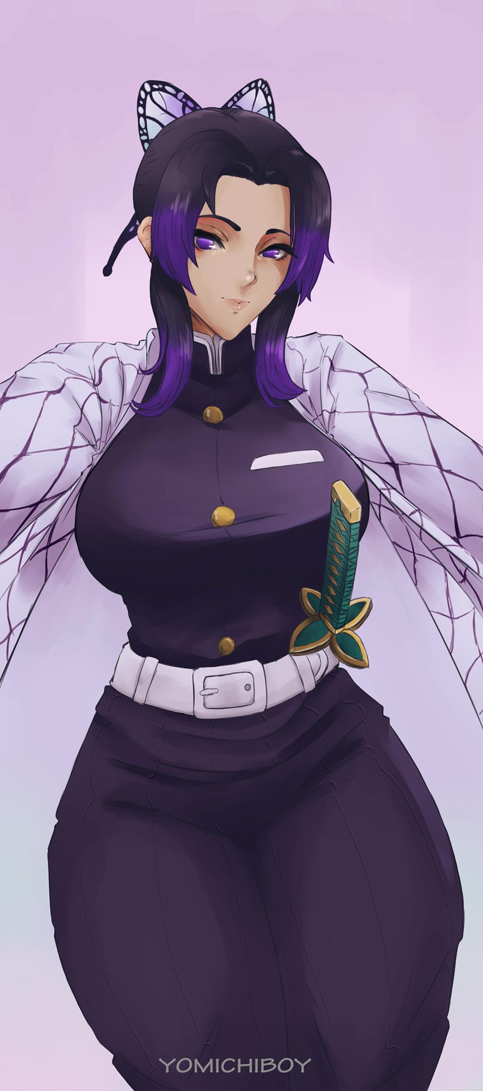 Shinobu Kochou (Demon Slayer)