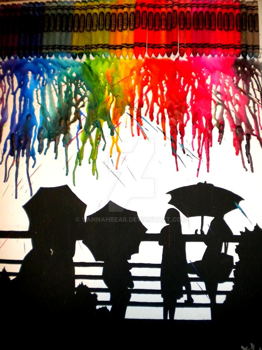 Make it Rain by VannahBear