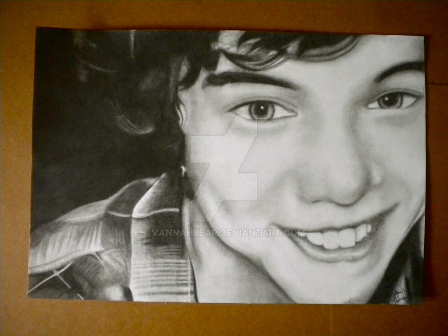 Harry Styles by VannahBear