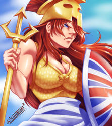 Brittania by Pltnm06Ghost