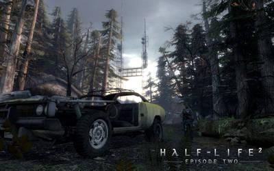 Half-Life 2 : Episode 2 by benbrooks