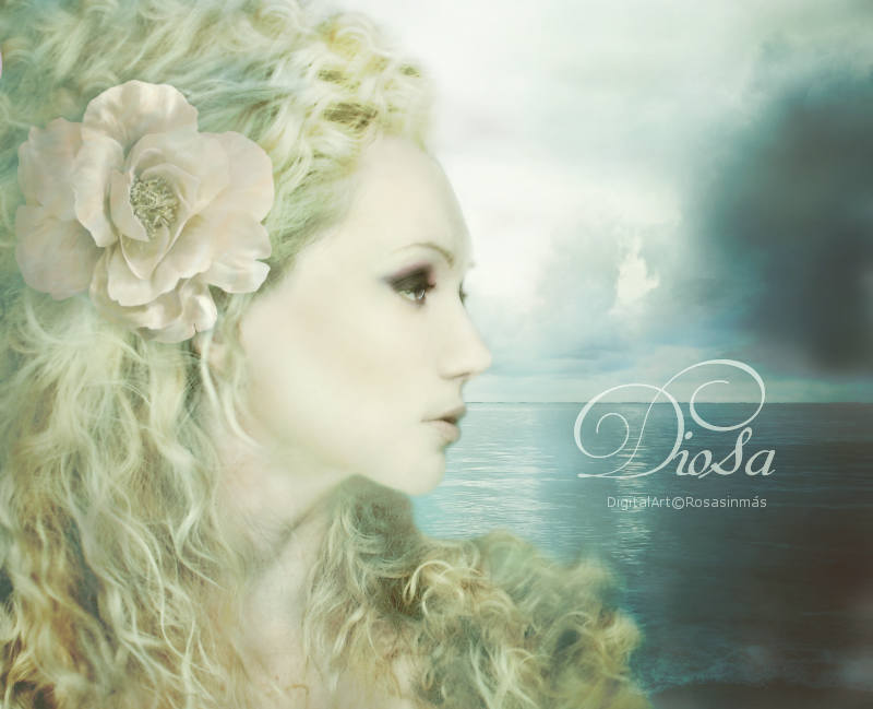 Diosa by ROSASINMAS