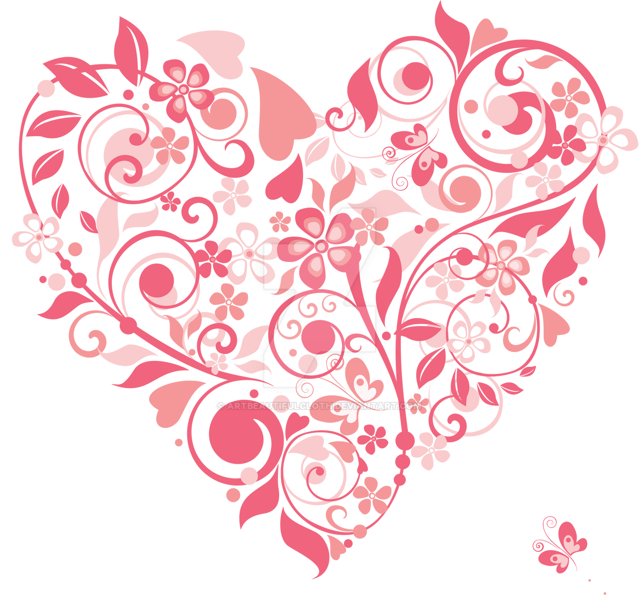 Image result for pink heart