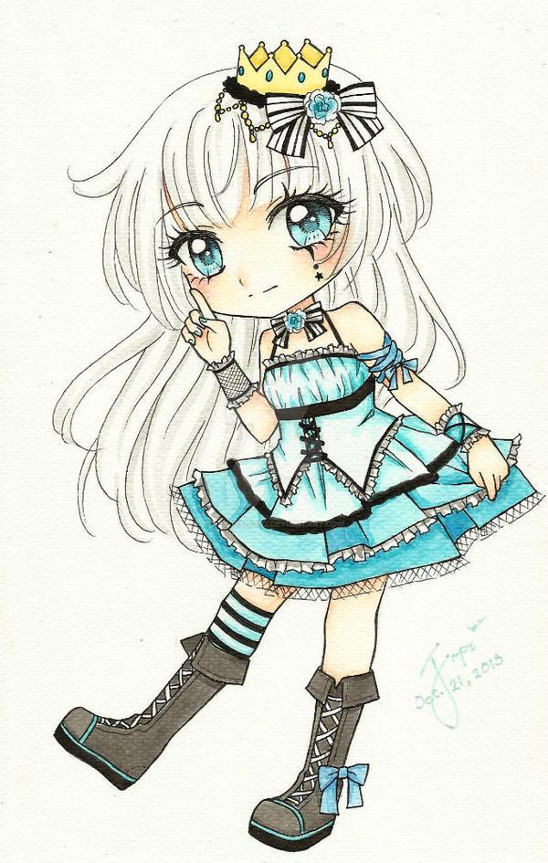 PC: Iris by hey-its-Japz