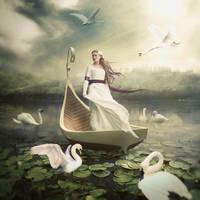 Swan Lake by imagase