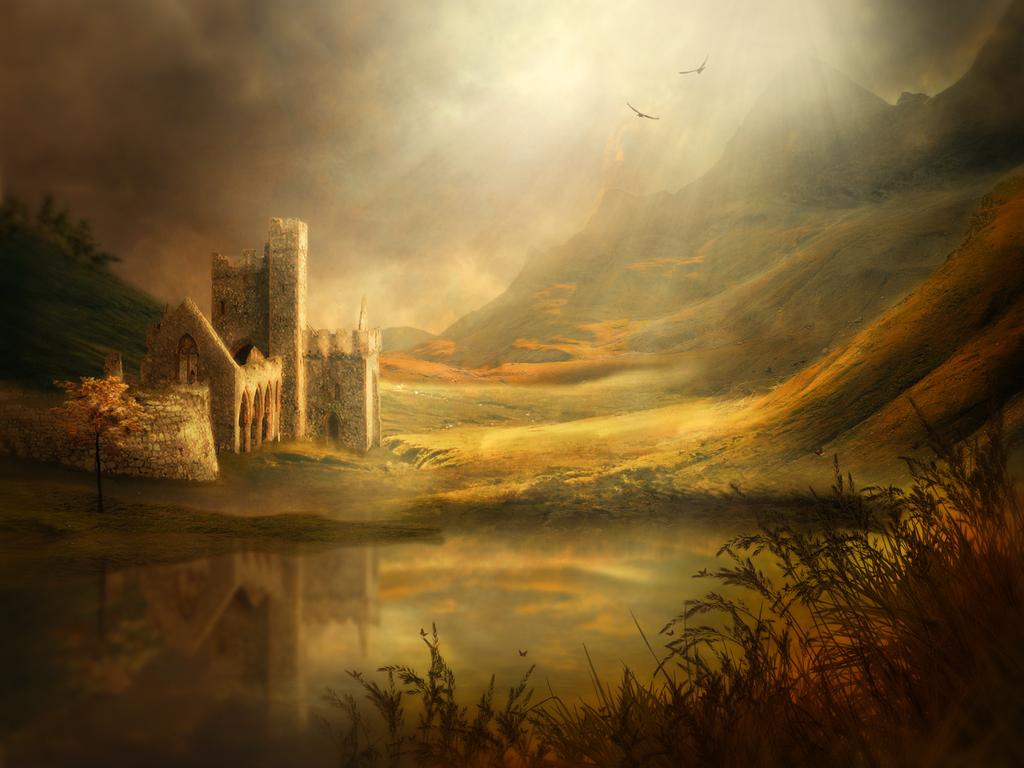 Landscape by imagase
