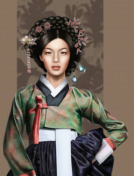 The Beauty Of Hanbok
