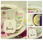 I'm in love with tea by joesie