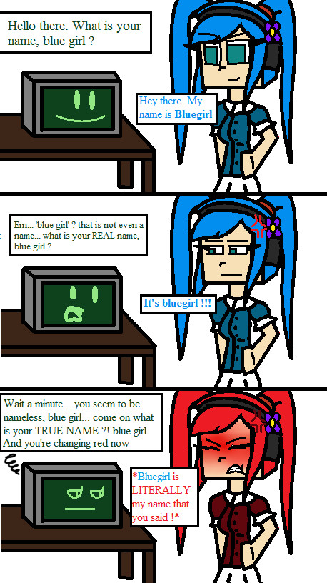 What Is Your Name Ft Bluegirlawesome And Pama By