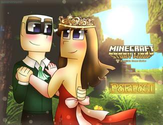 Perfect [Minecraft: Story Mode] by BlueGirlPrincess
