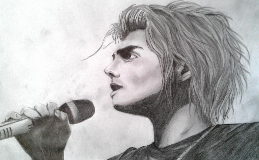 Gerard Way by Vivanie