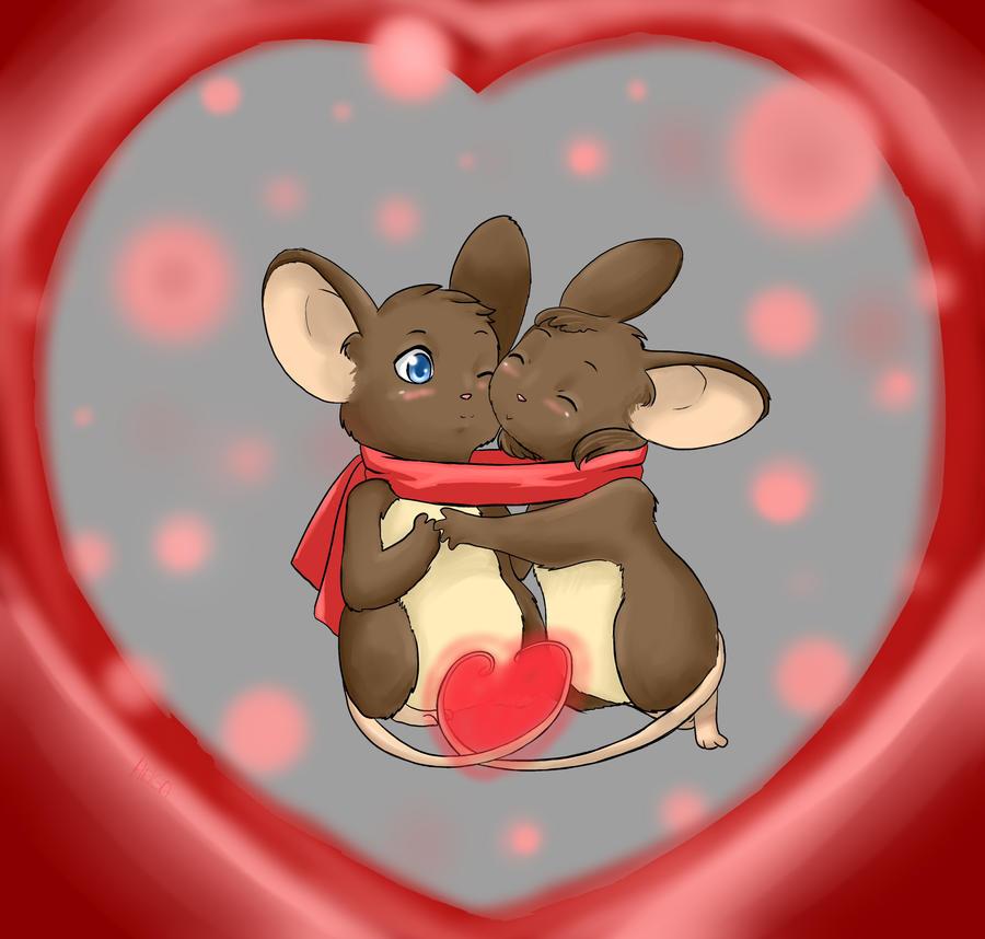 Happy Valentaine's Day! by KonataIdzumi