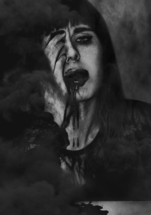 Illness by yolandagarciafoto