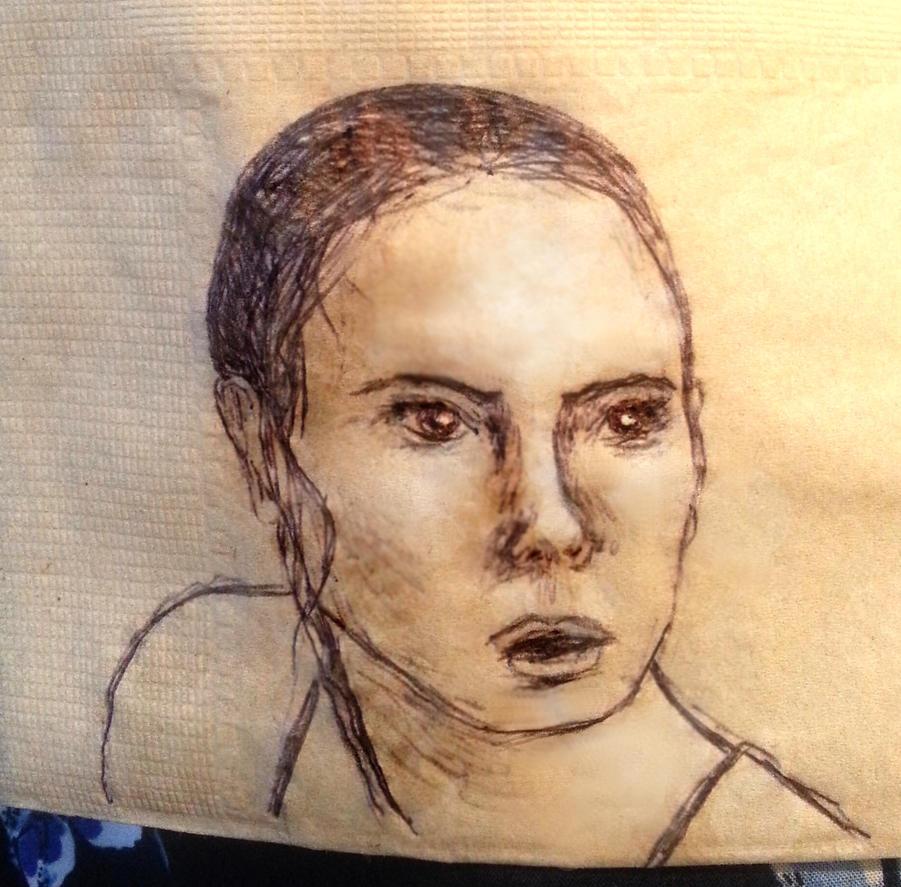 Rey Napkin Sketch 2.0 by Incandescent-Panda