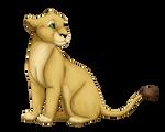 Hewa as cub