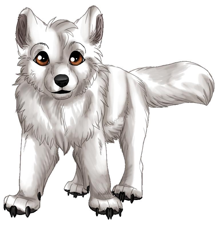 Agern as a puppy by Chotara