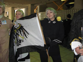 Prussia at MizuCon2010 by IR-God