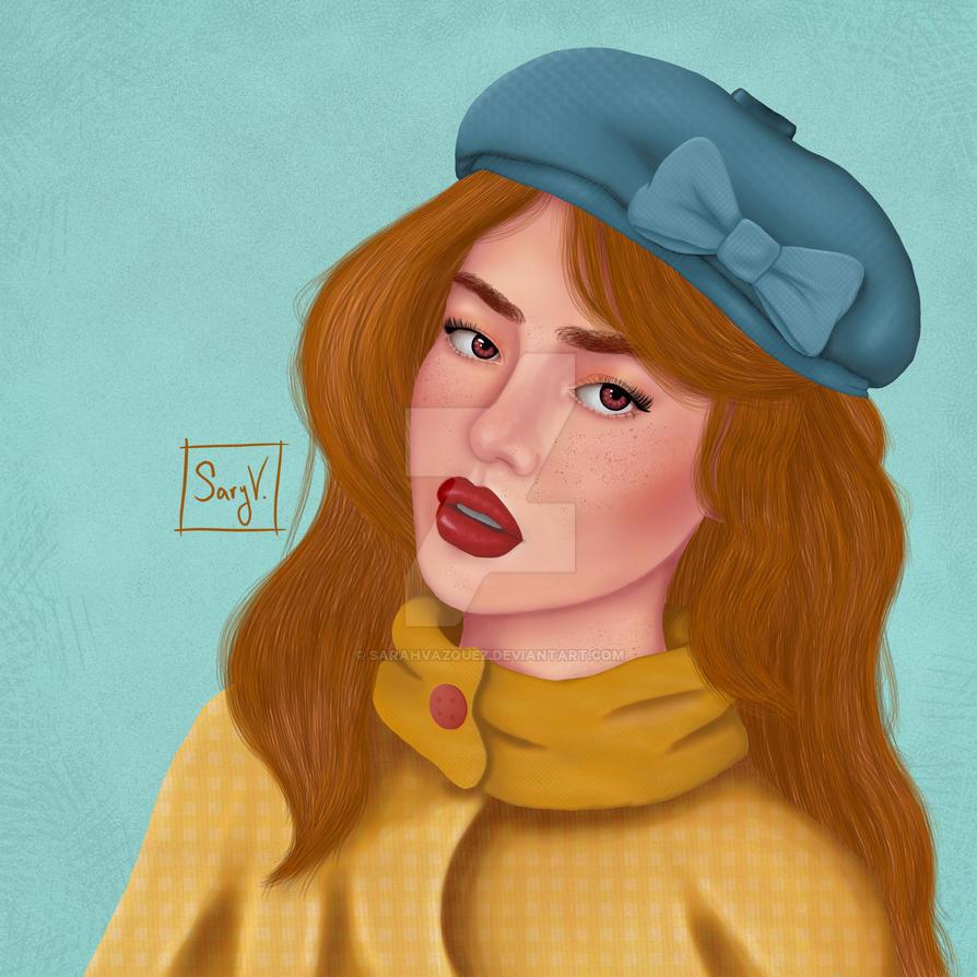 JuliaScrawl DTIYS by SarahVazquez